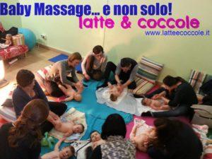 baby massaggio latteecoccole