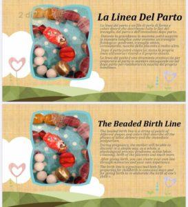 la linea del parto